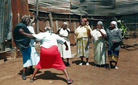 Die Karate-Omas aus Kenia | Afrika | Scoop.it