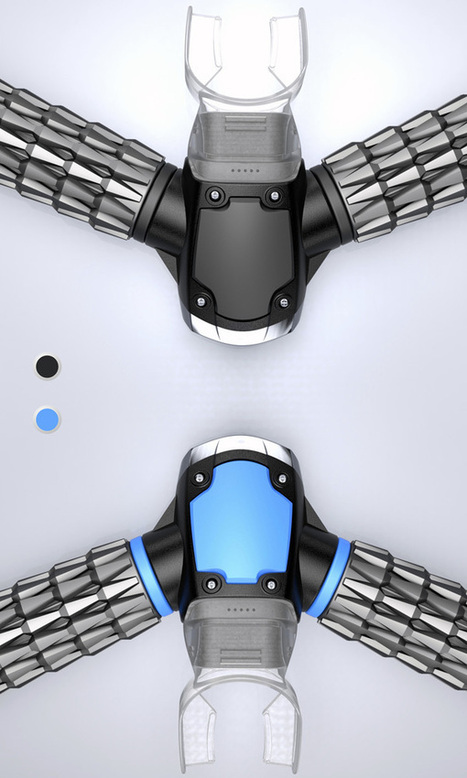 Triton Oxygen Mask For Diving by Jeabyun Yeon » Yanko Design | Inventions that makes a difference | Scoop.it