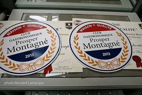 Chapitre du Club Prosper Montagné au Chapon Fin à Bordeaux - Bordeaux Gazette actualités et informations Bordeaux CUB | Bordeaux Gazette | Scoop.it