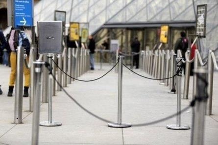 Roubo e vandalismo fecham Museu do Louvre | Turismo e Educação | Scoop.it