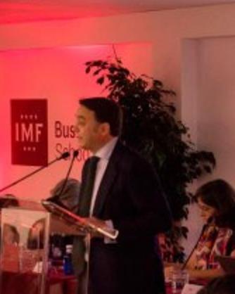 IMF Business School crea un Departamento de Investigación propio | Noticias educación - business schools | Scoop.it