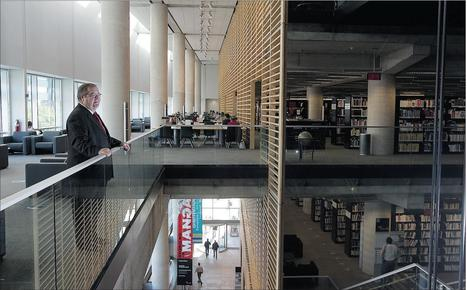 Montreal's Grande Bibliothèque: How to stay in circulation | SocialLibrary | Scoop.it