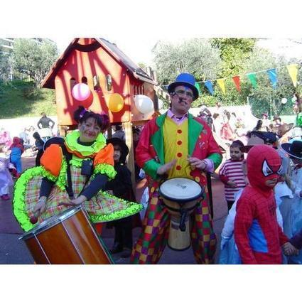 Clown Chausson e Chaussette | Acteur-fete.com | Scoop.it
