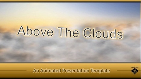 Animated Cloud Template For PowerPoint | PowerPoint Presentation | GETTING OLD | Scoop.it