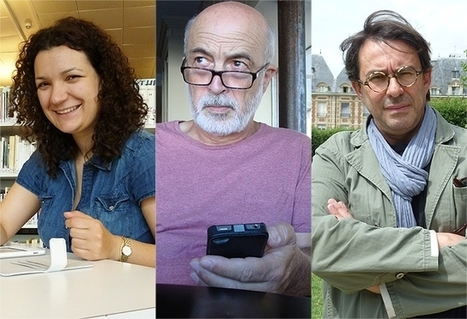 vendredi 31 août 2012 : Les livres en version numérique chez France Culture | Lecture en ligne | Scoop.it
