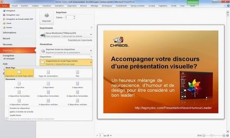 Comment créer un document Word à partir de votre présentation PowerPoint: 3 solutions adaptées à vos besoins | PRESENTATION D'ENTREPRISE - PRESENTATION POWERPOINT - PRESENTATION DE VENTE - TABLETTE - IPAD | Scoop.it