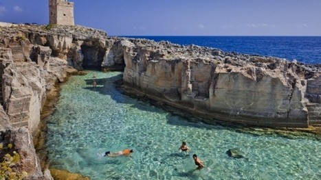 The most beautiful natural pools of Italy | Gourmet Traveler | Scoop.it