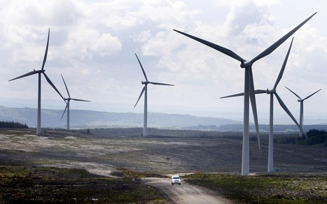 Wind farm protesters backed by planning minister Nick Boles - Telegraph | Local Economy in Action | Scoop.it