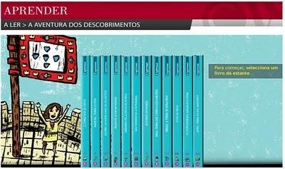 """""""A Aventura dos Descobrimentos"""" - Coleção   Sites com leituras para miúdos   Scoop.it"""