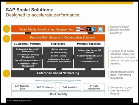 An enterprise-wide vision for social business: SAP's new take : Enterprise Irregulars | Social Business and Digital Transformation | Scoop.it