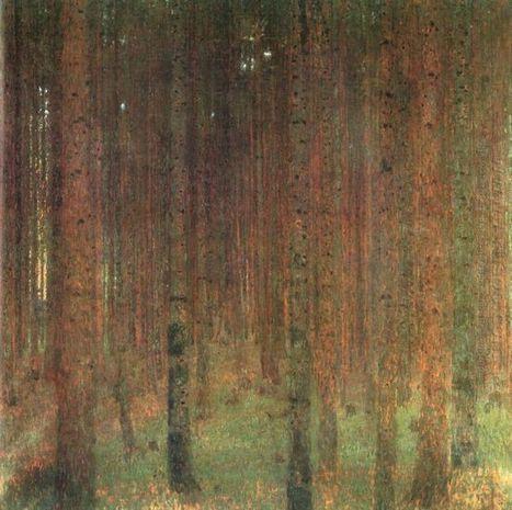 Pinar Ii - Pintura al óleo | Landscapes oil paintings | Scoop.it