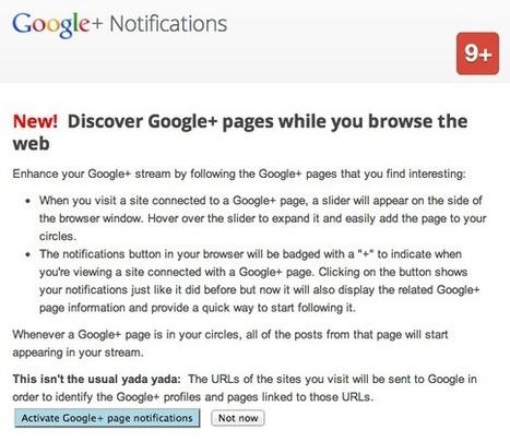 You know, Google, the web already had this feature. | La red y lo social | Scoop.it