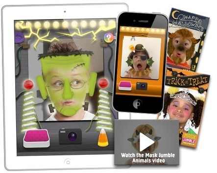Mask Jumble Halloween | Edu-Recursos 2.0 | Scoop.it