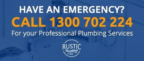 Drains Plumbing - Rustic Plumbing Solutions Sydney | Business | Scoop.it
