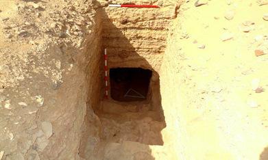 Two Late Period tombs discovered in Aswan - Ancient Egypt - Heritage - Ahram Online | Centro de Estudios Artísticos Elba | Scoop.it