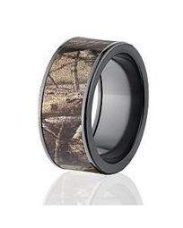 Realtree Camouflage Rings, Camo Wedding Rings, Realtree Camo Bands -TheJewelrySource | Camo rings for men | Scoop.it