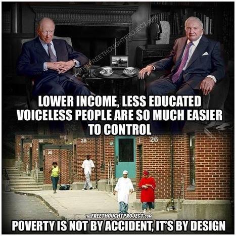 Pourquoi «le pauvre» est devenu l'ennemi désigné ? Pour développer le fascisme, idéologique, politique, et économique ... | Human Capital Growth | Scoop.it
