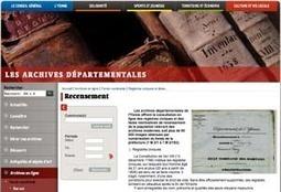 GénéInfos: L'Yonne met en ligne ses recensements | Histoire, généalogie et sourds | Scoop.it