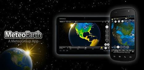 MeteoEarth Premium v1.1 APK Free Download | Android App's That Work | Scoop.it