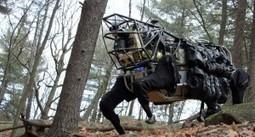 AlphaDog: la mascota robótica del Pentágono | Pijamasurf | CulturaDigital | Scoop.it