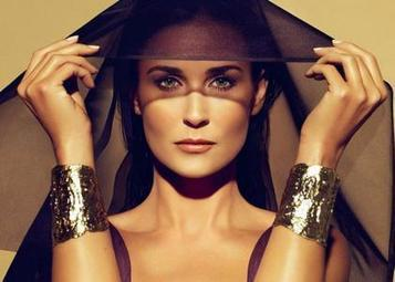 Demi Moore's Age Defying Helena Rubinstein Ad Campaign | Celebrity-gossip.net | Trending Beauty | Scoop.it