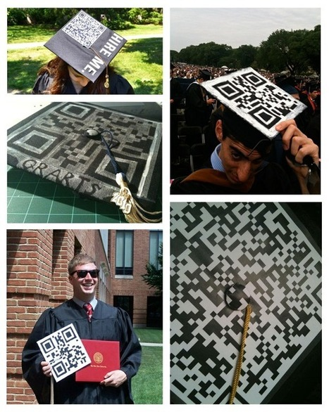 Ways to use QR Codes this Graduation Season | utilisation-qrcodes | Scoop.it