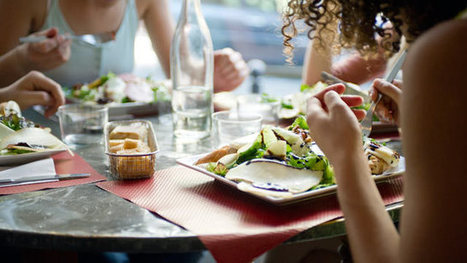 Whopping 1,128 Calories Found in Average Restaurant Meal | Health Facts | Scoop.it