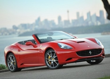 Ferrari California 2012: Ficha técnica del convertible [FOTOS] - Motor Zoom | DreamerOnWheels | Scoop.it
