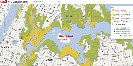 Mock, Paper, Scissors » Blog Archive » Why isn't the Rikers Island jail being evacuated for Hurricane Irene? | Mapping NYC hurricane | Scoop.it