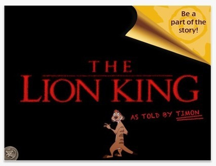 The Lion King Roars onto Your iPad | iPads in Education Daily | Scoop.it