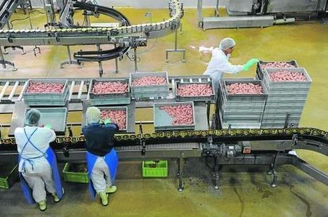 L'industrie agroalimentaire affaiblie par la crise - Les Échos | Atout(s) Bretagne | Scoop.it