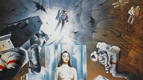 scriiipt : [Lien] CosmoFiction, la SF et le Fantastique des années 80 | Inspiration Rôlistique | Scoop.it