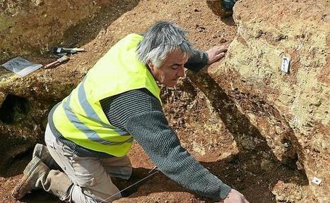 FRANCE : Les archéologues tombent sur un os à la cavalade   World Neolithic   Scoop.it