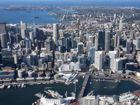 Sydney's push to remain a global city must mean that the sky's the ... | Urban Places Year 12 Geography | Scoop.it