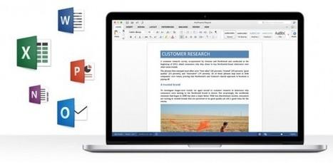 Microsoft propose Office for Mac 2016 en bêta publique | BM Formation | Scoop.it