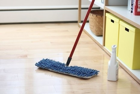 Floor Cleaning Tips For Any Surface   Home Improvement   Scoop.it