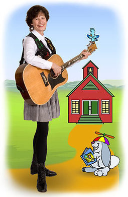 Children's Music Concerts, Recordings, and Free Songs by Nancy Stewart - Seattle Washington | Music | Scoop.it