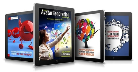 Technology-Based Lesson Planning - Issue 10 of Teaching The AvatarGeneration | Educational Apps & Tools | Scoop.it