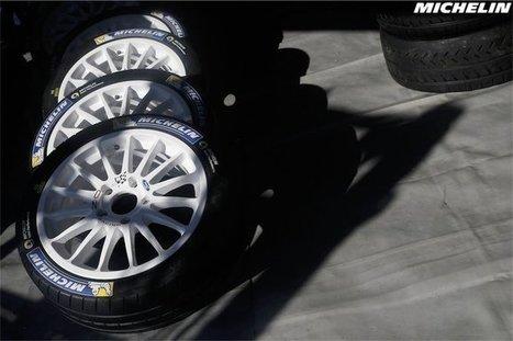 Michelin Tyres-Tweet from @Michelin_Sport | tyre news | Scoop.it