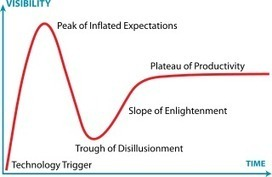The Trough of Disillusionment for Entrepreneurs | Entrepreneurship | Scoop.it