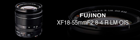 Adobe Lens Profile per Fuji XF 18-55 | Riccardo Gabbana | That's it for me | Scoop.it
