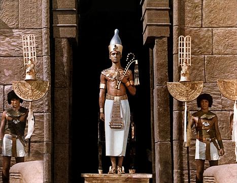 egypte-roi