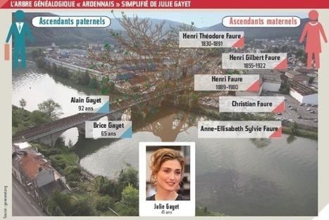 Julie Gayet l'Ardennaise, héritière de la dynastie Faure | Rhit Genealogie | Scoop.it