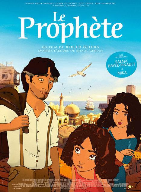 Le Prophète : qui est Khalil Gibran, poète et auteur du livre dont est tiré le film ? | Rêves orientaux | Scoop.it