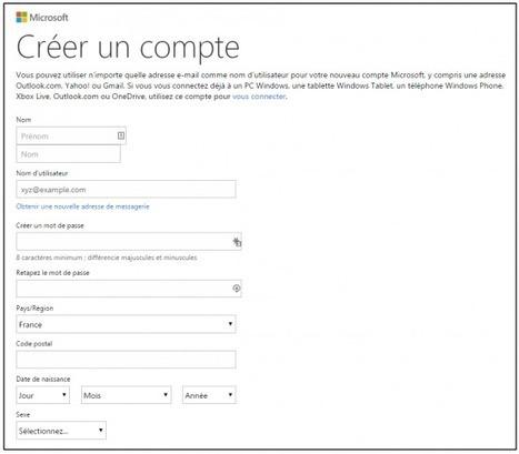 Tutoriel Office Online, la suite bureautique en ligne de Microsoft | Espace multimédia du canton de Rocheservière | Bureautique pratique | Scoop.it