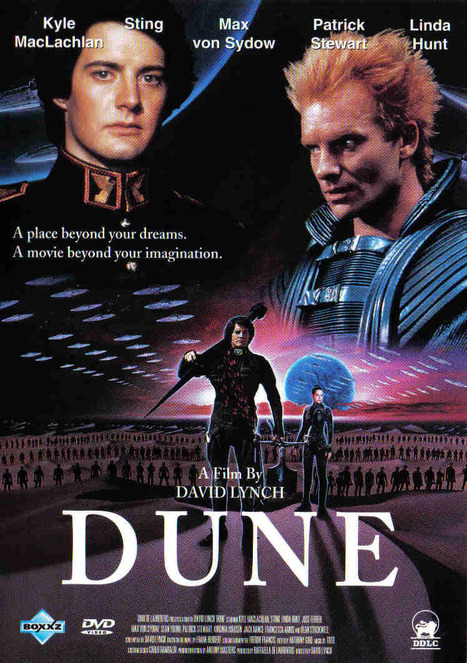 Dune - David Lynch - Le Film en VF - Playlist Dailymotion - 1984 | documentaires | Scoop.it