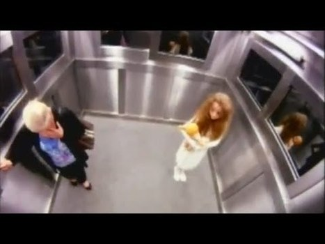 Super Scary Elevator Prank | Funny and Viral Photos | Scoop.it