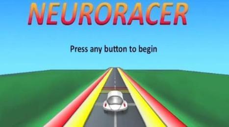 NeuroRacer, le jeu de courses pour les seniors | L'e-santé | Scoop.it
