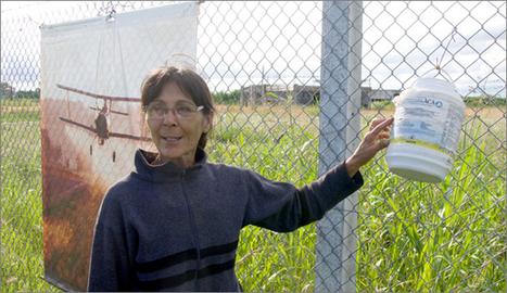 """""""Monsanto no trae progreso, trae enfermedad y violencia Represión en Malvinas Argentinas   Notas y Cobertura Fotográfica para la Regional Latinoamericana de la UITA   Scoop.it"""