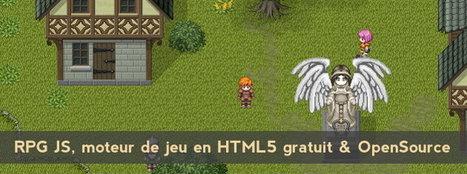 RPG JS, moteur de jeu en HTML5 gratuit & OpenSource | Libre | Scoop.it